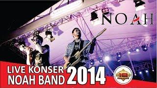 Live Konser Noah Band - Human - The Killers Human @Bandung, 3 Februari 2014