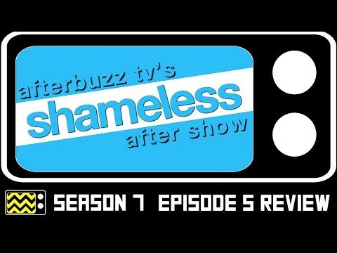 Shameless Season 7 Episode 5 Review & After Show | AfterBuzz TV