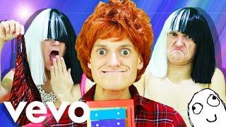 Video Ed Sheeran - Shape Of You (PARODY) // Ed Sheeran & Sia PARODY MP3, 3GP, MP4, WEBM, AVI, FLV Januari 2018