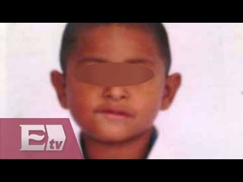 Por 'jugar al secuestro', menores matan y entierran a niño de 6 años