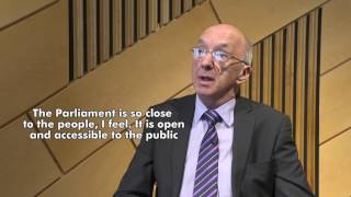 Iain Macleòid tells how he campaigned successfully for Gaelic to be formally recognised, resulting in the Gaelic Language (Scotland) Act in 2005. Iain's stor...