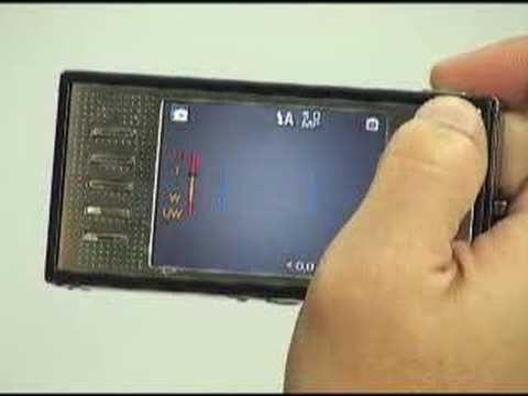 Câmera digital Kodak EasyShare V570