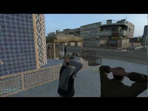 roleplaying - We joined a role playing server in Arma 2. These are our lives. Follow me on Twitter: http://www.twitter.com/NormalDifficult Facebook: http://www.facebook.co...