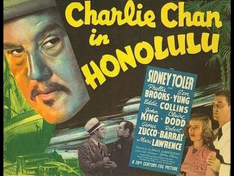 1938  Charlie Chan In Honolulu 1938 (full Film) Sidney Toler