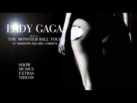 Menu DVD - The Monster Ball Tour At Madison Square Garden