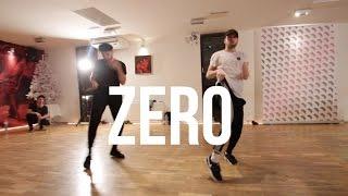 Eztwins   Zero    Chris Brown    Bronsis Winter Dance Camp 2016