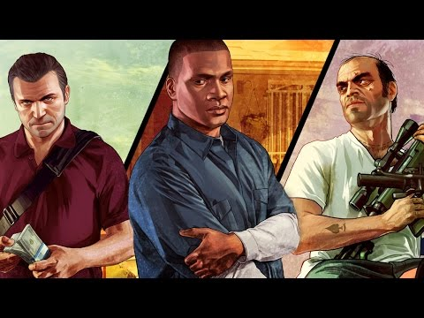 Gta - The most excitement, humor, and spectacular escapism you can find in Los Santos.