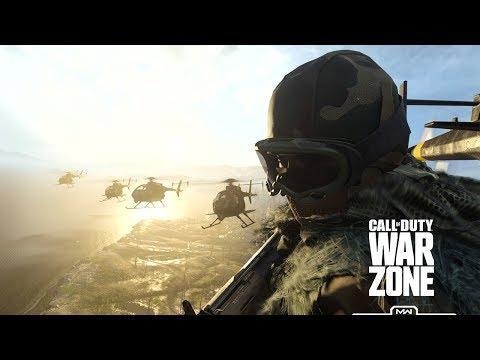 Trailer officiel pour Warzone de Call of Duty : Modern Warfare