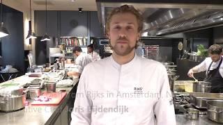 Video Joris Bijdendijk prepares one of his signature dishes at RIJKS MP3, 3GP, MP4, WEBM, AVI, FLV November 2018