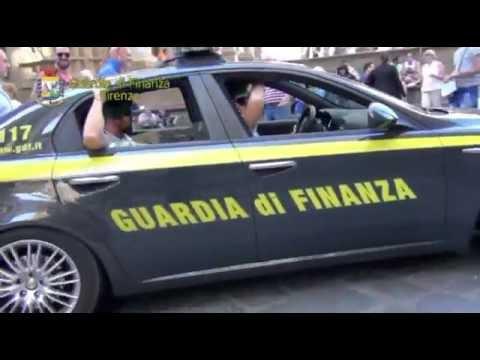 Contraffazione ed abusivismo commerciale a Firenze