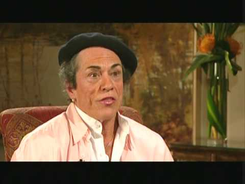 Author Rita Mae Brown on InnerVIEWS with Ernie Manouse
