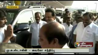 Meeting with Stalin an example of political courtesy says Vaiko