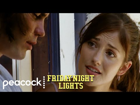 Lyla Breaks Things Off With Tim | Friday Night Lights