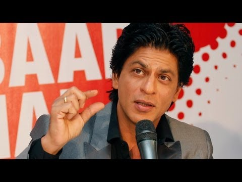Shah Rukh Khan Wants Women To Participate In Sport