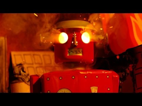 Cooking with Caustic ~ Natural Selection ~ Official Atomic Robot Stop-Motion Music Video