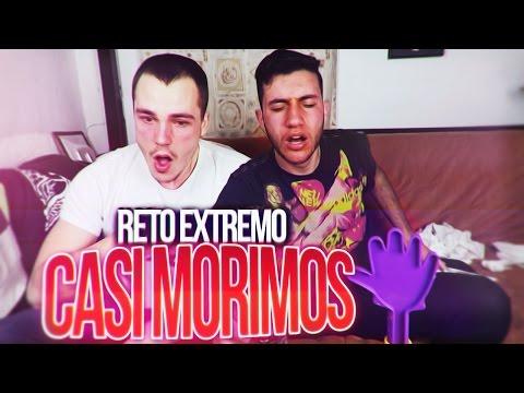 RETO EXTREMO Y CASI MORIMOS!!! (Con Ninchiboy)