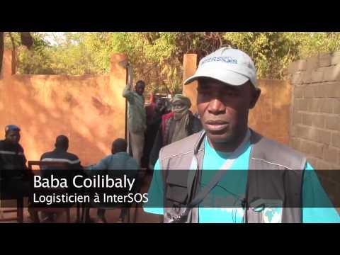 Mali: Distribuer de l'aide