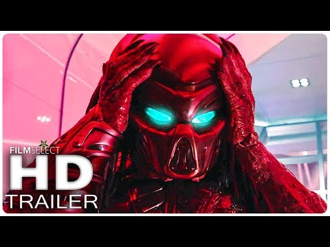 THE PREDATOR Trailer 2 Italiano (2018)