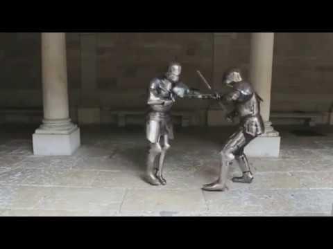 Возможно или нет полноценно воевать в рыцарских доспехах?