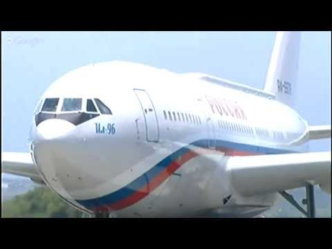 KTT APEC 2013 : Kedatangan Presiden Rusia (7 Oktober 2013)