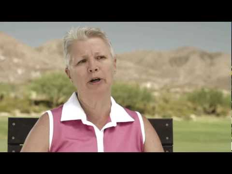 Boccieri Golf Secret Grip - Testimonial - Linda