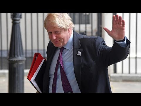 Johnson attackiert May in 1. Parlamentsrede nach Rücktritt