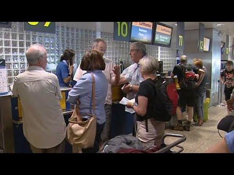 Πορτογαλία: Ταλαιπωρία για χιλιάδες επιβάτες