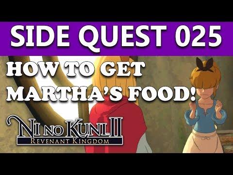 Ni No Kuni 2 - Side Quest 25 Alice AKA Mini Martha (How To Guide #025)