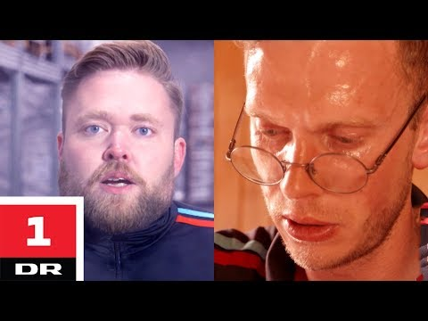 Hjalte vs. Tjelle vs. sauna og fryser   Versus   DR1