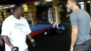 Defense Against a Sucker Punch