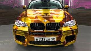 BMW X5M ДАВИДЫЧА — своими руками за месяц
