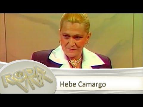 Roda Viva | Hebe Camargo - 17/08/1987