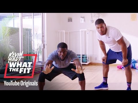 Grab Your Partner | Kevin Hart: What The Fit | Laugh Out Loud Network - Thời lượng: 5:04.