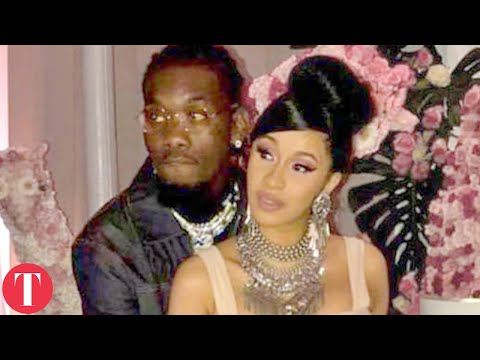 Details About Cardi B's SECRET Wedding To Offset