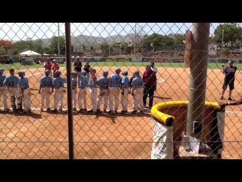 EGP Brooklyn Blue Storm, Willie Mays World Series (видео)