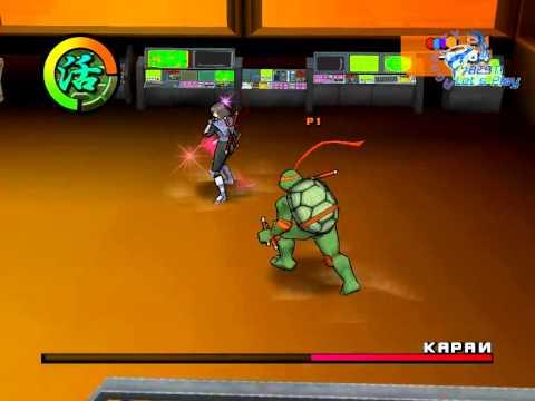 TMNT 2 - Battle Nexus (48-Part) Черепашки Ниндзя 2- Битва Нексус