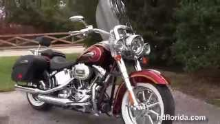 10. Used 2014 Harley Davidson FLSTNSE CVO Deluxe Motorcycles for sale
