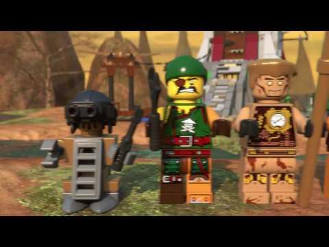 Конструктор Осада маяка - LEGO NINJAGO - фото № 8