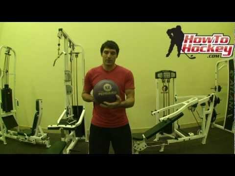 Workouts to Improve Hockey Shooting – Slapshot and Wrist Shot