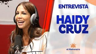 Haidy Cruz la Fitness más importante del país