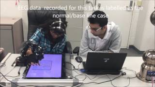 Use of brain-computer interface to measure mental engagement
