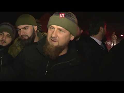 СПЕЦОПЕРАЦИЯ В ЧЕЧНЕ КУРЧАЛОЕВСКОМ РАЙОНЕ - DomaVideo.Ru