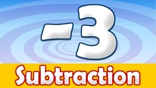 Subtraction - 3, Math Song