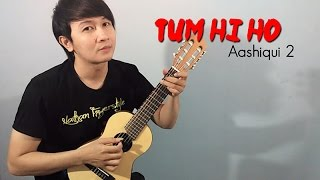 Video Tum Hi Ho - Nathan Fingerstyle Cover (Aashiqui 2) MP3, 3GP, MP4, WEBM, AVI, FLV November 2017