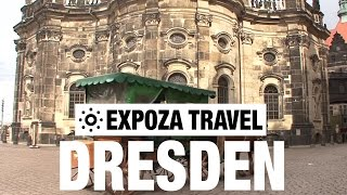 Dresden Germany  City new picture : Dresden (Germany) Vacation Travel Video Guide