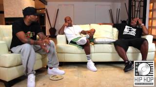 """Damon Dash """"Jay Z Vs. LL Cool J"""" (Who Would Win In A Battle) Method Man"""