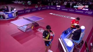 Table Tennis Highlights, Video - Zhang Jike vs Wang Hao final WTTC 2013 Paris HD