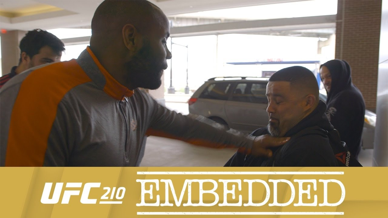 UFC 210 Embedded: Vlog Series – Episode 2
