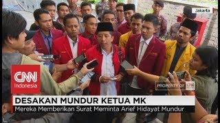 Download Video Desakan Mundur Ketua MK MP3 3GP MP4