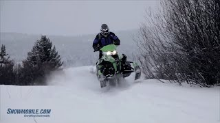 9. 2015 Arctic Cat M7000 Sno Pro Review